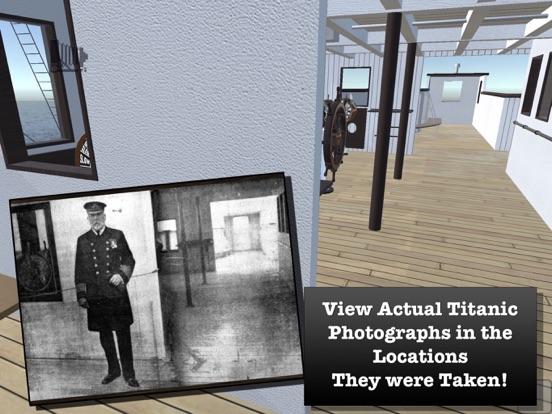 Explore Titanic Screenshots
