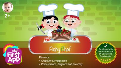 Baby Chef - Full Version screenshot 1