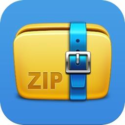 unZip - zip rar file opener