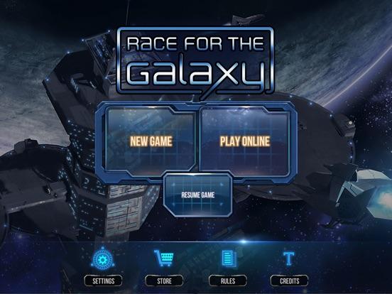 Race for the Galaxy Screenshots