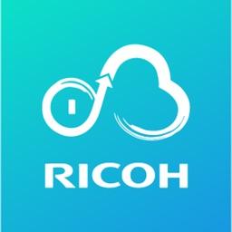 Ricoh 1c2c 一鍵入雲