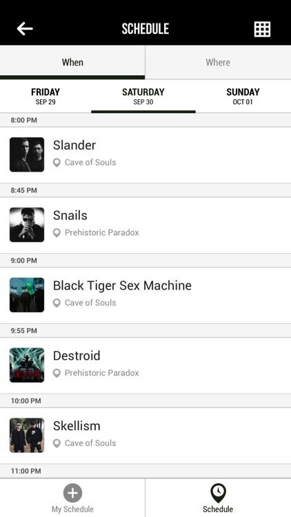 Lost Lands Festival App screenshot-4