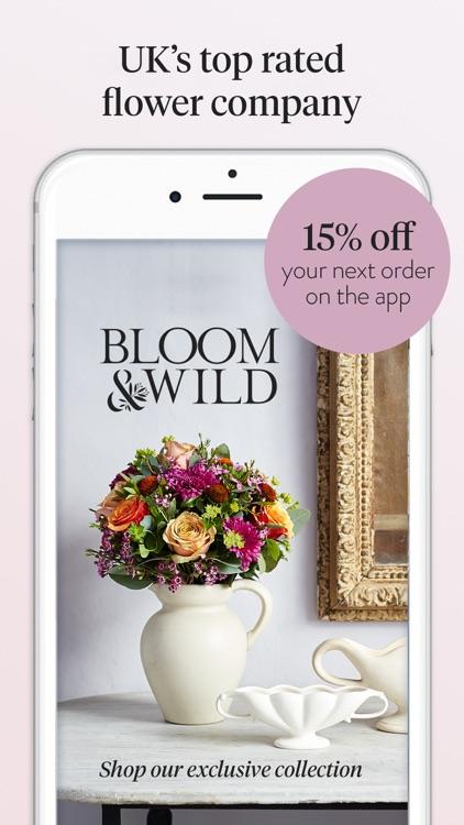 Bloom & Wild Flowers & Gifts screenshot-0