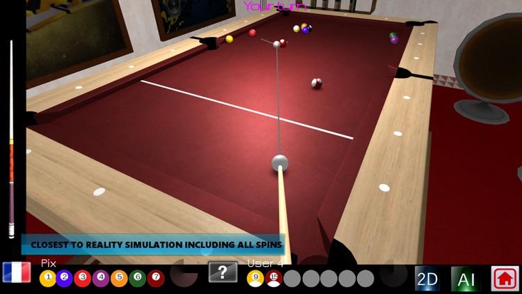 8 Ball OnLine 3D Pro screenshot-4