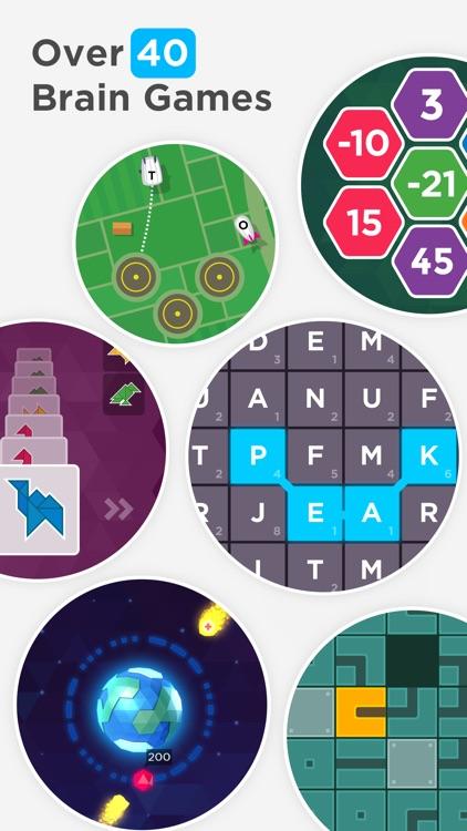 Peak - Brain Training screenshot-0