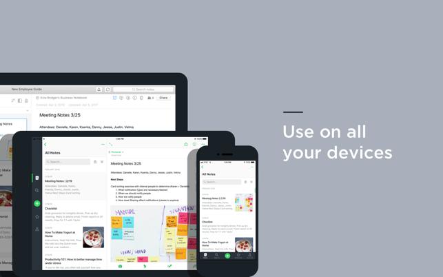 Evernote - sempre organizzato Screenshot