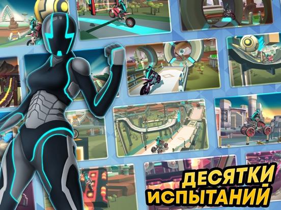 Скачать игру Gravity Rider мотокросс-байкер