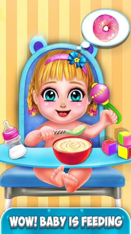 Newborn Baby Care Nursery