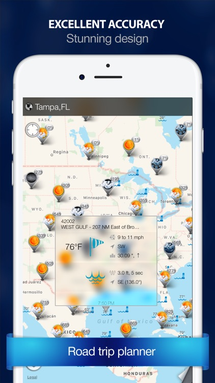 Weather Travel Map screenshot-4