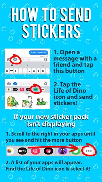 Life of Dino screenshot-4