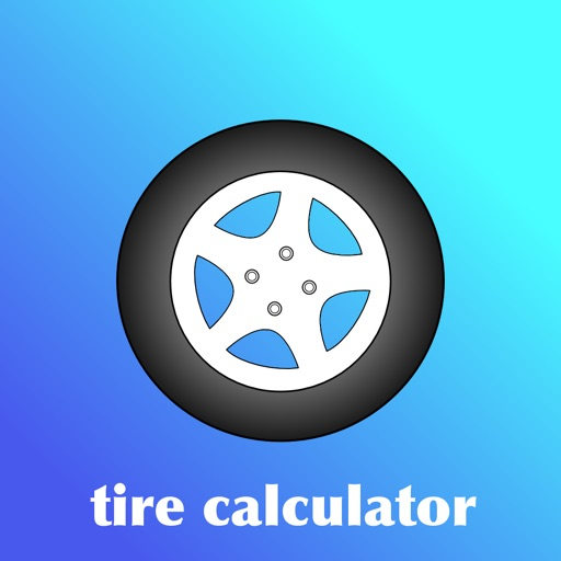 TireCalculator オフセット&メーター誤差