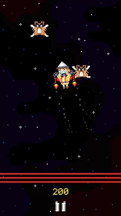 Jetpack Jack: Space Invasion screenshot-4