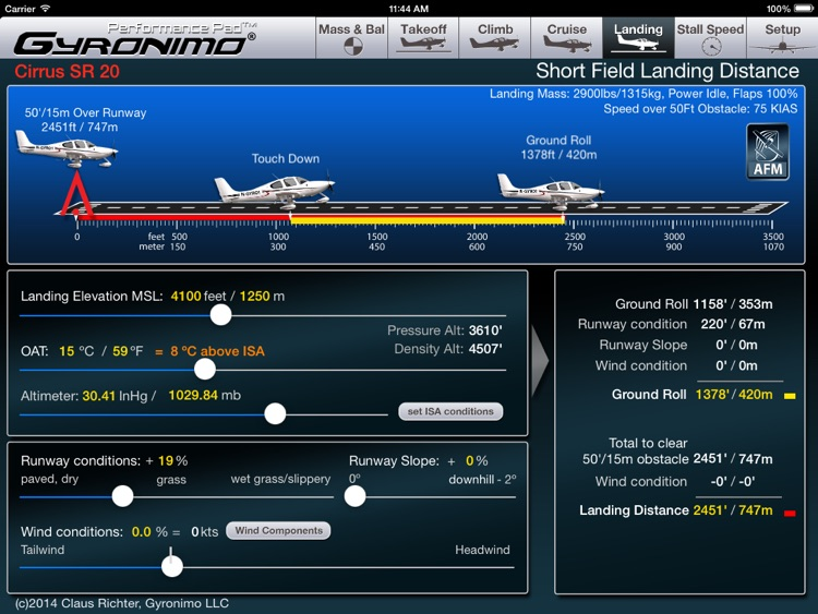 Cirrus SR20 screenshot-2