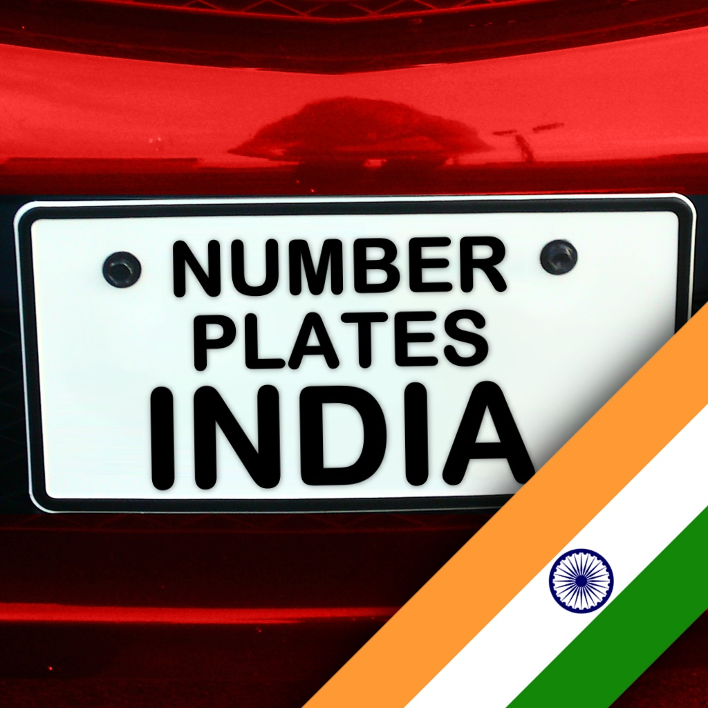 Number Plates India