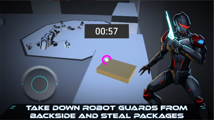 Thief (Sci-Fi Stealth) screenshot-3
