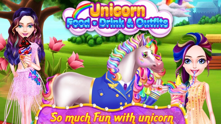 Unicorn Food - Drink & Outfits