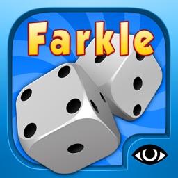 Farkle Frazzle : 10000 Social Dice Game