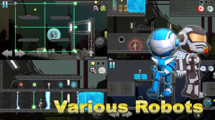 Robot Bros Deluxe. screenshot-3