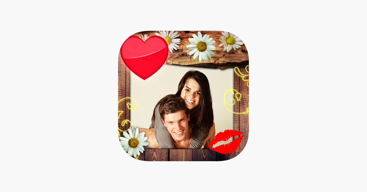 Liebe Bilderrahmen im App Store