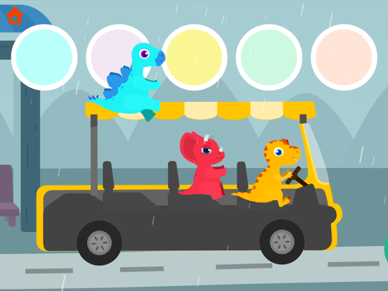 Dinosaur Busのおすすめ画像2