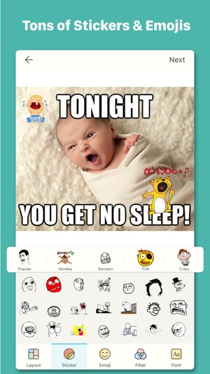 300x0w meme maker meme creator to make photo memes on the app store