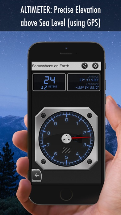 Compass X - GPS Magnetic North screenshot three