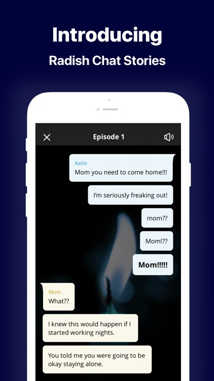 Radish — Fiction Serials screenshot-3