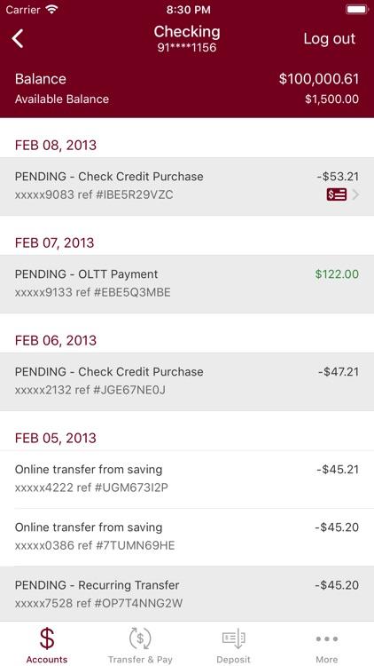 FFB, First Financial Bank screenshot-3