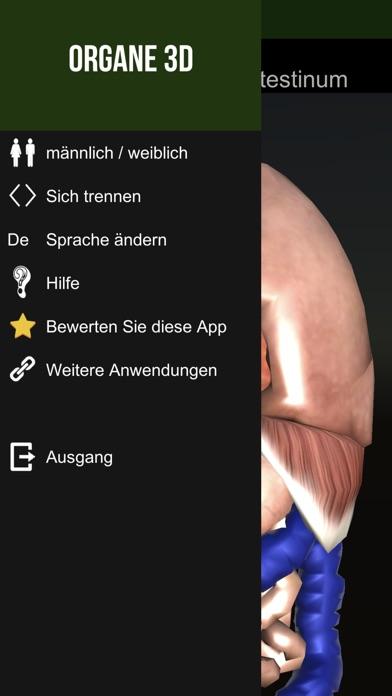 """Inneren Organe 3D (Anatomie)"""" im App Store"""