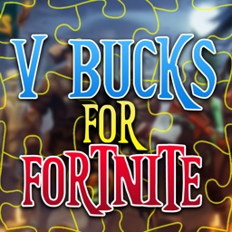 Puzzle for fortnit - VBucks