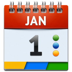 calendar 2 on the mac app store