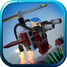 Activities of Flying Jet Man Hero