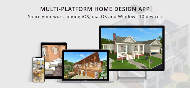 Live home 3d interior design on the app store - Free interior design apps for mac ...