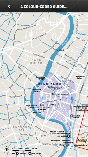 Bangkok Wallpaper City Guide on the App Store