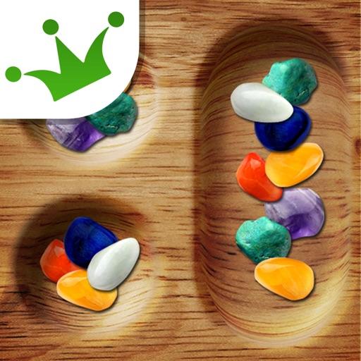 Mancala: Marbles & Seeds