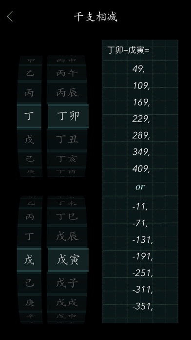 Timeline of Chinese History screenshot 5