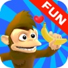 猩猩大冒险-超级酷跑休闲游戏
