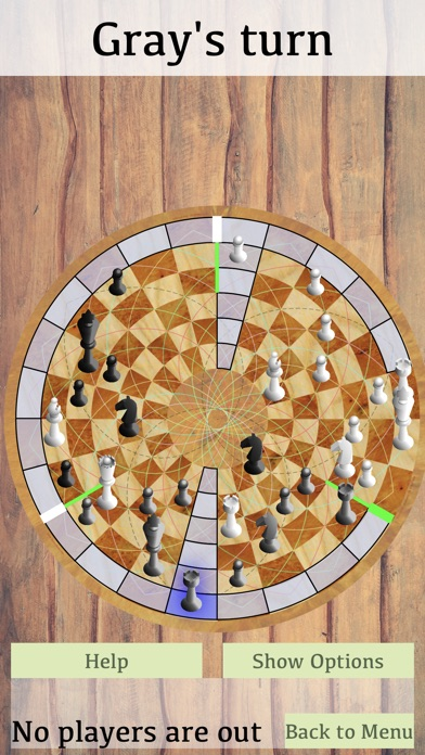 Screenshot for 3 Man Chess in United States App Store
