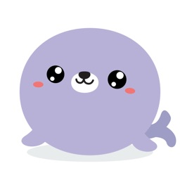 Silly Seal Animated Stickers