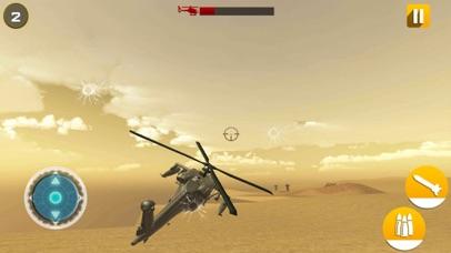Gunship Air Combat  3D Action screenshot 2