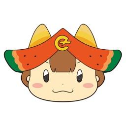 岩手県滝沢市公式キャラクターちゃぐぽん,CHAGPON