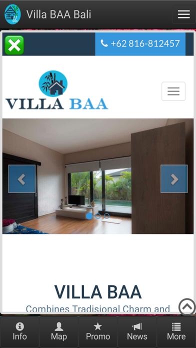 Villa BAA Bali screenshot one