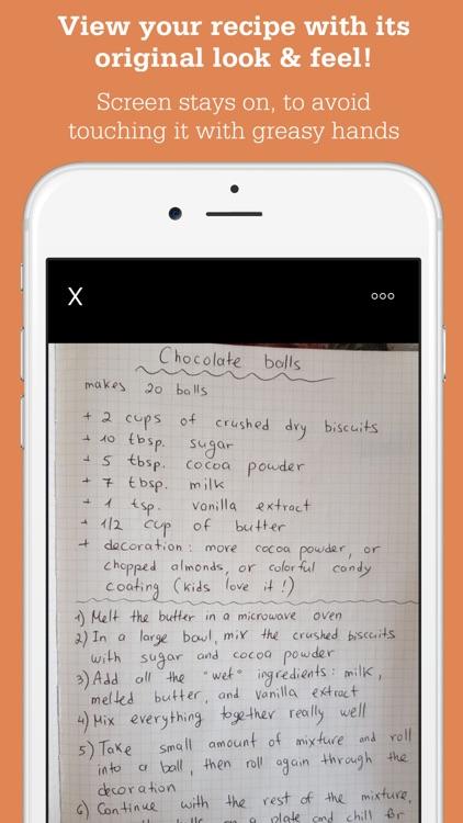 Recipe Organizer by OrganizEat screenshot-9