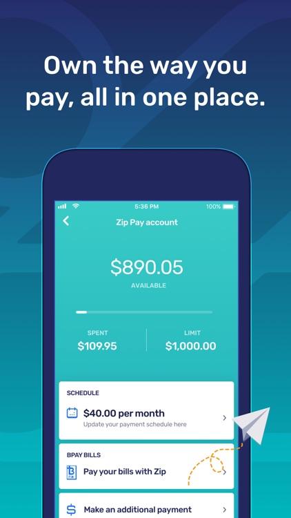 Zip - Shop Now, Pay Later screenshot-4