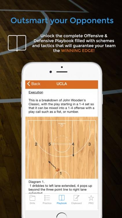 Basketball Blueprint screenshot-3
