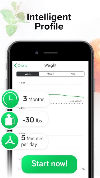 Calorie & Food Counter | Arise screenshot-3