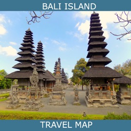 Bali Travel Map Offline