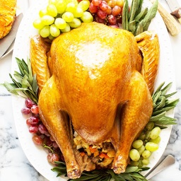 How to cook a Turkey Food ?