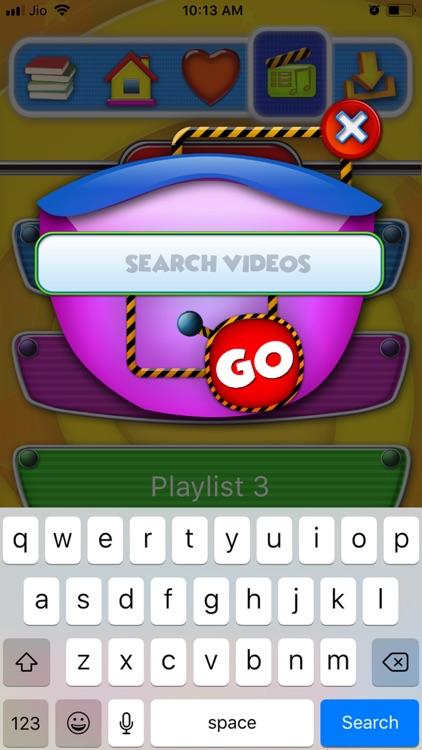 Kids ABC TV Nursery Rhymes screenshot-7