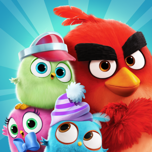 Angry Birds Match Games app